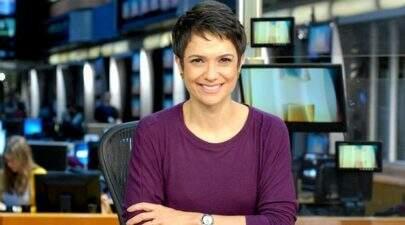 Pela primeira vez, Sandra Annenberg revela o motivo de não deixar o cabelo crescer