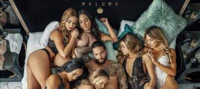 Capa do single de Maluma chama atenção por erros de Photoshop
