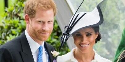 Meghan Markle e príncipe Harry já aumentaram a família