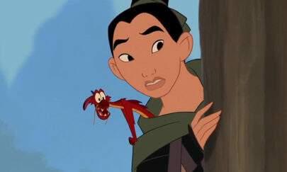 Primeira imagem da Mulan no live-action foi divulgada e os fãs se empolgam
