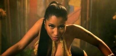 """Nicki Minaj bate marca de 800 milhões de visualizações com """"Anaconda"""""""