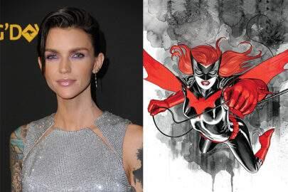 Ruby Rose foi a escolhida para viver a Batwoman na série da heroína