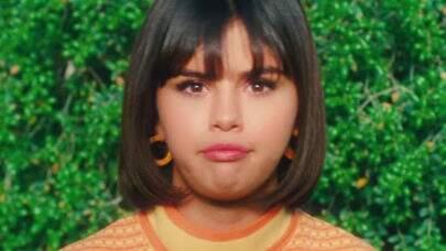 Foto de Selena Gomez é usada em banner de campanha eleitoral