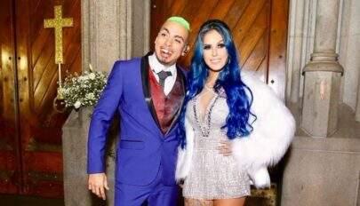 """MC Tati Zaqui e MC Kauan terminam noivado: """"Somos muito diferentes"""""""