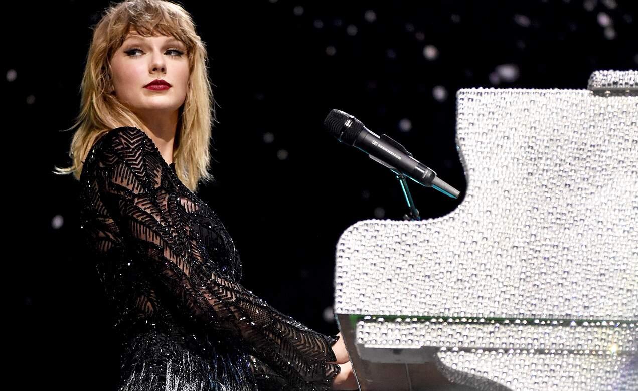 Taylor swift diz ouvir passos no palco durante show e assusta seus taylor swift diz ouvir passos no palco durante show e assusta seus fs metropolitana fm stopboris Image collections