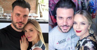 """Thaeme faz declaração apaixonada para o marido, Fábio Elias: """"Meu grande amor"""""""