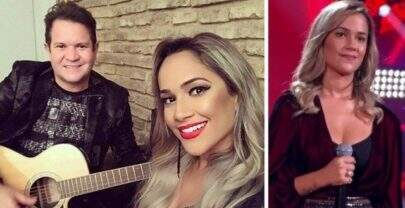Ex-parceira de Ximbinha, após saída de Joelma, participa do The Voice e nenhuma cadeira vira