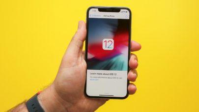 Conheça todas as novidades do IOS 12, nova atualização do iPhone
