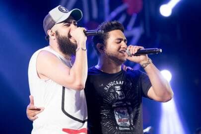 """Henrique & Juliano lançam clipe de novo hit, """"Cidade Vizinha"""""""