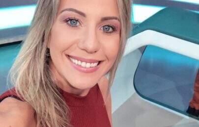 """Apresentadora da Globo, Bárbara Coelho fala sobre o assédio: """"Não entendem que a mulher tem o espaço dela"""""""