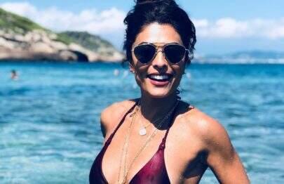 Juliana Paes explica seu afastamento da TV para tratar cisto nas cordas vocais