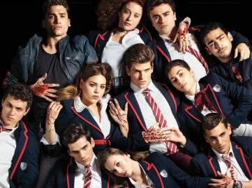 """""""Elite"""", nova série espanhola, ganha trailer emocionante e cheio de suspense"""
