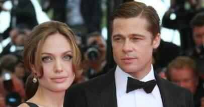 """Angelina Jolie estaria """"arrependida"""" de casamento com Pitt, diz site"""