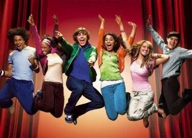 """""""High School Musical"""" vai virar uma série de televisão"""