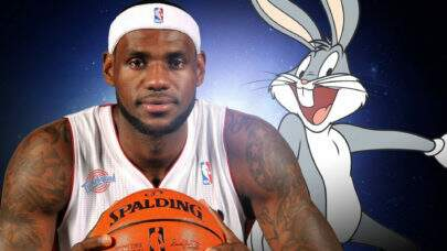 """Space Jam"" na verdade será um remake do original mas com LeBron James"