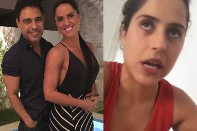 Filha de Zezé Di Camargo se pronuncia sobre presença de Graciele em seu casamento