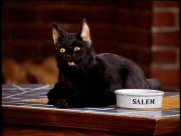 """Salem quase foi um cachorro em """"O Mundo Sombrio de Sabrina"""""""