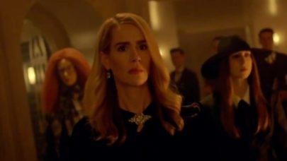 """""""American Horror Story: Apocalypse"""" ganha teaser com volta dos personagens"""