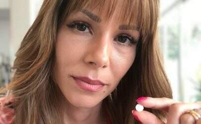 Ana Furtado inicia nova fase do tratamento contra o câncer e revela efeitos colaterais