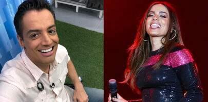 Após sofrer ameaça de Anitta, Leo Dias abre o jogo e expõe todas as brigas da cantora