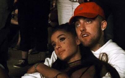 Ariana Grande teria adotado cachorrinho de Mac Miller após morte do rapper