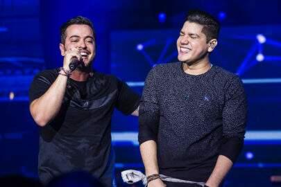 Henrique & Diego gravam quarto DVD da carreira