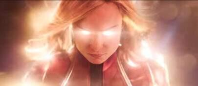 """Finalmente! Divulgado o primeiro trailer de """"Capitã Marvel"""""""