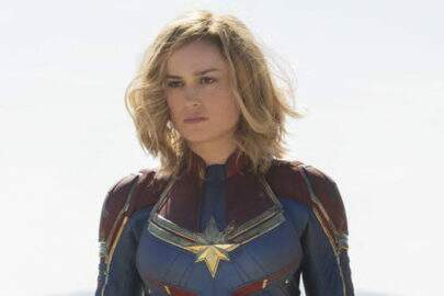 """Primeiras imagens de """"Capitã Marvel"""" são finalmente reveladas! Vem ver"""