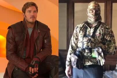 Chris Pratt posta vídeo animado com caçada de alces e é criticado por fãs