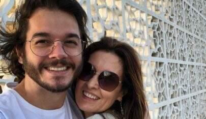 Fátima Bernardes celebra 10 meses de namoro com Túlio Gadelha e faz declaração romântica