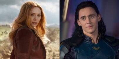 Loki e Feiticeira Escarlate devem ganhar séries solos