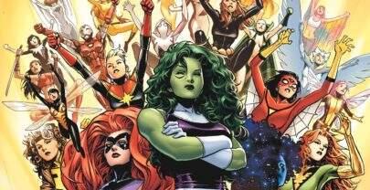 Heroínas misteriosas da Marvel devem ganhar uma série