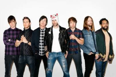Rumores apontam que Maroon 5 vai se apresentar no Super Bowl