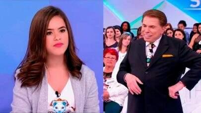 Silvio Santos pergunta a Maisa se já perdeu a virgindade e se viu o namorado pelado, diz site