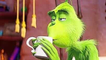 """Filme animado """"O Grinch"""" ganha novo trailer com cenas inéditas"""