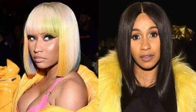 """Nicki Minaj quebra silêncio sobre briga com Cardi B: """"Precisa de ajuda"""""""