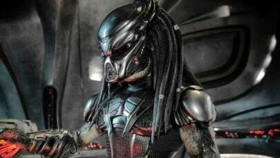 """""""O Predador"""" consegue manter a essência do original e trazer um bom humor à trama"""