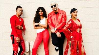 "DJ Snake coloca Selena Gomez, Ozuna e Cardi B em clima latino, no single ""Taki Taki"""
