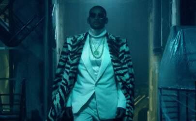 """Will Smith está todo poderoso em seu novo clipe da música """"Está Rico"""""""