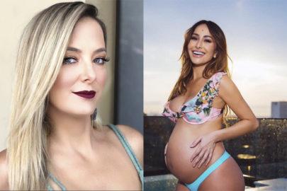 Sem querer, Ticiane Pinheiro revela nome da filha de Sabrina Sato