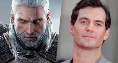 """Primeiro vídeo da série """"The Witcher"""" mostra Henry Cavill como Geralt"""