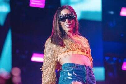 "Anitta entra na Billboard Hot 100 Argentina com o single ""Medicina"""