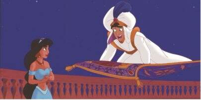OMG! Live-Action de Aladdin ganha primeiro teaser