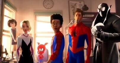 """""""Homem-Aranha: No Aranhaverso"""" ganha novo trailer com várias versões do herói"""