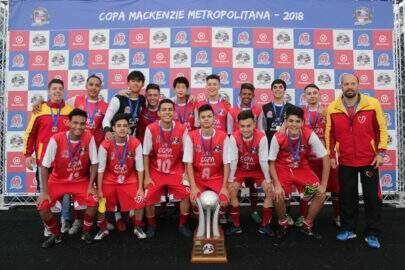 Colégio Amorim é tricampeão do Copa Mackenzie Metropolitana