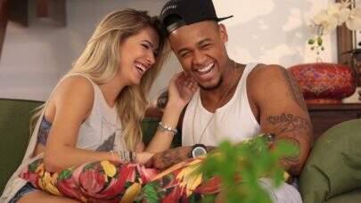 Após boatos de reconciliação, Léo Santana faz declaração para a ex-namorada, Lorena Improta