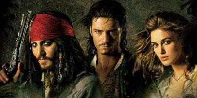 """Após cinco filmes, """"Piratas do Caribe"""" pode ganhar um reboot"""