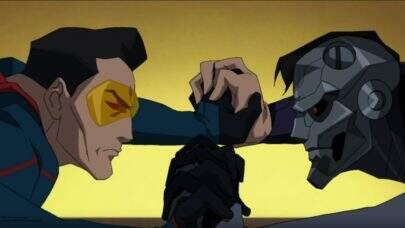 """Trailer de """"Reign of the Supermen"""" é divulgado e mostra várias versões do herói"""