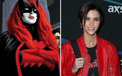 Primeira imagem de Ruby Rose como Batwoman é divulgada