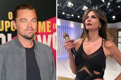 Pela primeira vez, Luciana Gimenez fala sobre suposto relacionamento com Leonardo DiCaprio